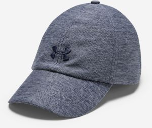 Šiltovka Under Armour Heathered Play Up Cap Modrá