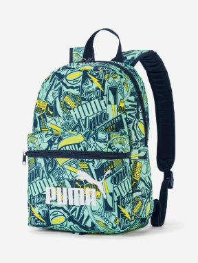 Ruksak Puma Phase Small Backpack Zelená