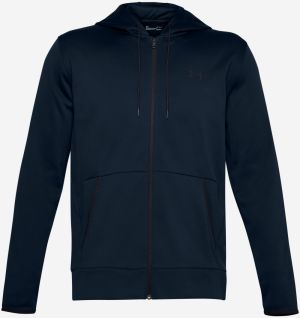 Armour Fleece Mikina Under Armour Modrá
