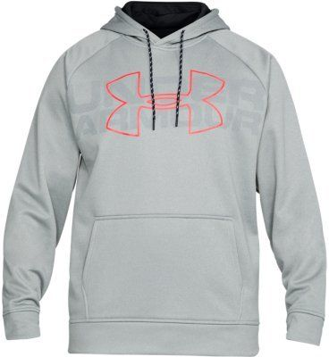 Under Armour Af Graphic Po Hoodie sivá S značky UNDER ARMOUR - Lovely.sk 14689b2aa4