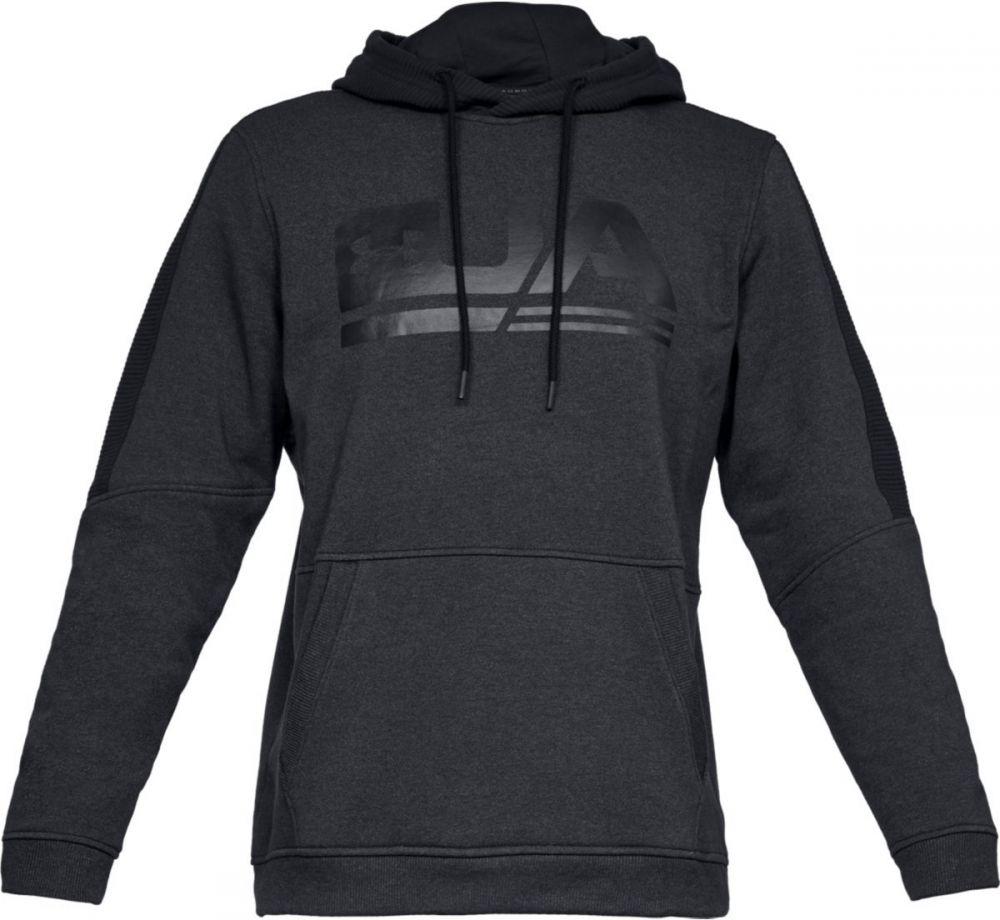 Under Armour Microthread Fleece Graphic čierna značky UNDER ARMOUR ... 3c5e0461bfb
