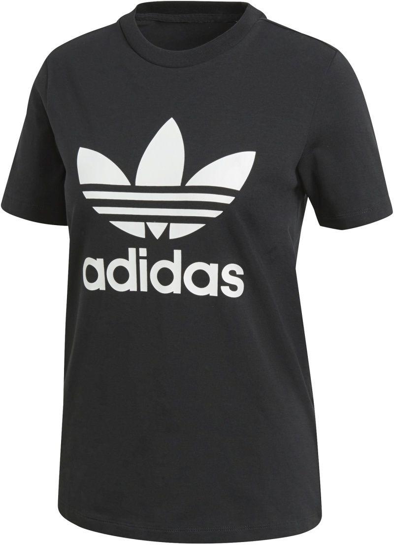 adidas Trefoil Tee čierna 34 značky Adidas - Lovely.sk b5ec7c53eb8
