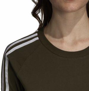 adidas 3 Stripes Dress zelená značky Adidas - Lovely.sk d5a66d3ef6