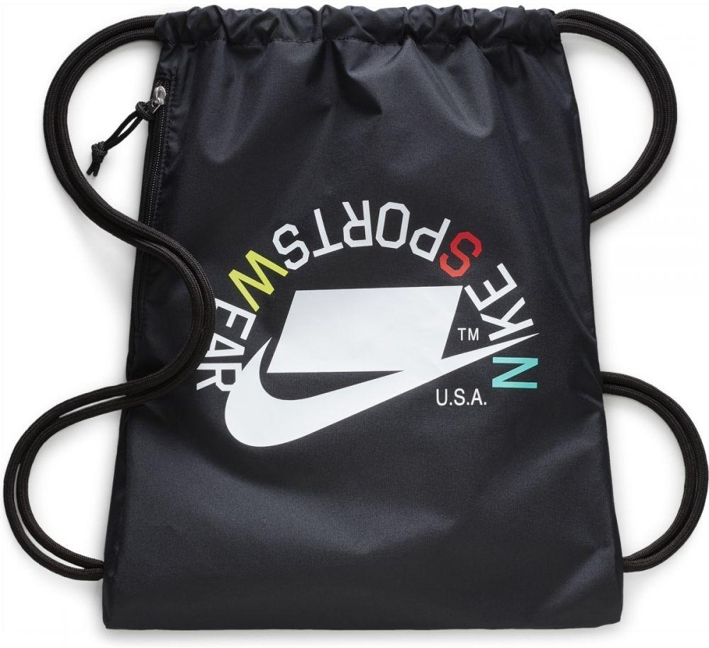 8d655427da Nike Heritage Gymsack 2 čierna Jednotná značky Nike - Lovely.sk