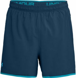 Under Armour Qualifier 2-In-1 Short modrá M