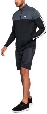 Under Armour Sportstyle Pique Jacket sivá značky UNDER ARMOUR ... 55f78bde422
