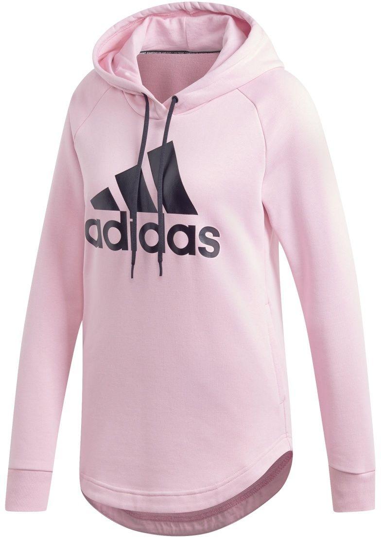 d7605dc70 adidas W Mh Bos Oh Hd ružová značky Adidas - Lovely.sk