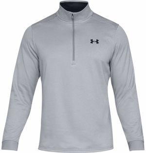 Under Armour Fleece 1/2 Zip sivá