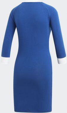 108adb6e6545 adidas 3 Stripes Dress modrá značky Adidas - Lovely.sk