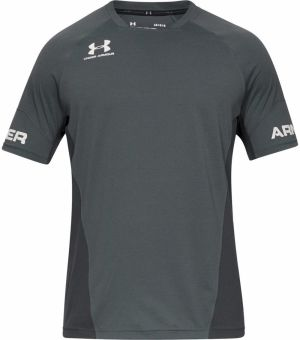 Under Armour Accelerate Pro Ss Top sivá