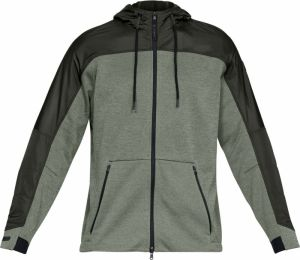 Under Armour Unstoppable Coldgear Swacket zelená