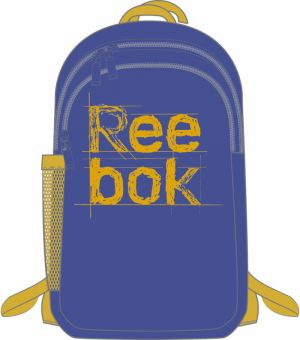 Reebok Kids Foundation Backpack modrá Jednotná