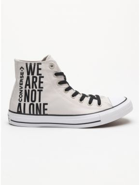 Converse Chuck Taylor We Are Not Alone šedá