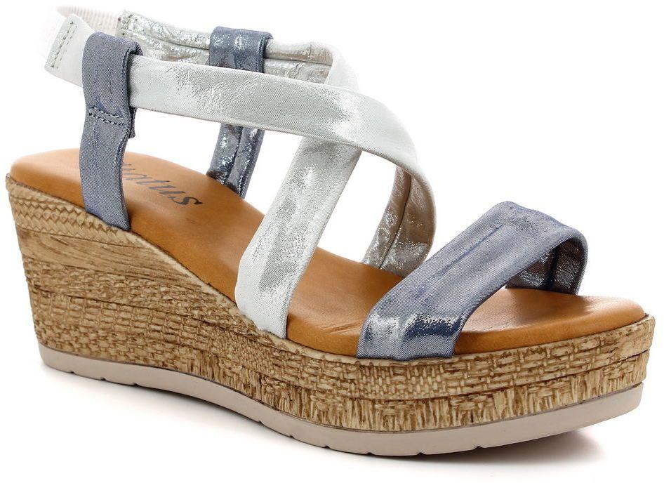 c38a43c0c7d9 Dámske kožené sandále Status značky Status - Lovely.sk
