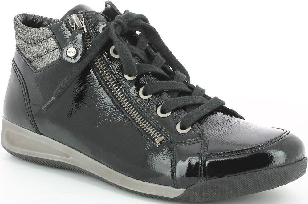 ab229354b09c Dámska kožená členková obuv Ara značky Ara - Lovely.sk