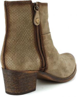 Dámska kožená členková obuv Vaquetillas značky Vaquetillas - Lovely.sk e09175423aa