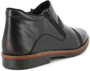 57946f1277064 Pánska kožená členková obuv Rieker značky RIEKER - Lovely.sk