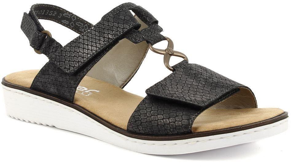 7e1f42db1859 Dámske sandále Rieker značky RIEKER - Lovely.sk