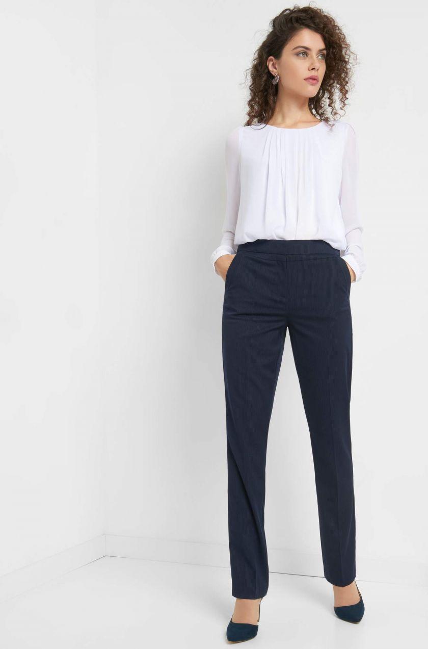 4a0d90245a3d Pruhované nohavice s pukmi značky ORSAY - Lovely.sk