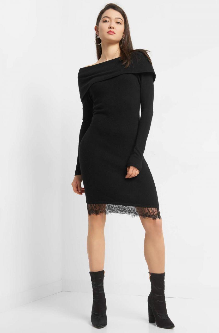 Úpletové šaty značky ORSAY - Lovely.sk aa2cbedf51d