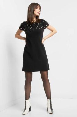 b1e4497895ab Šaty z úpletu s viazaním značky ORSAY - Lovely.sk
