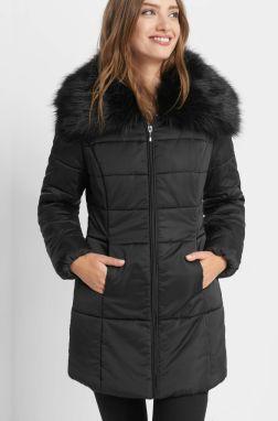 1528a53a6751 Prešívaná bunda s kapucňou značky ORSAY - Lovely.sk