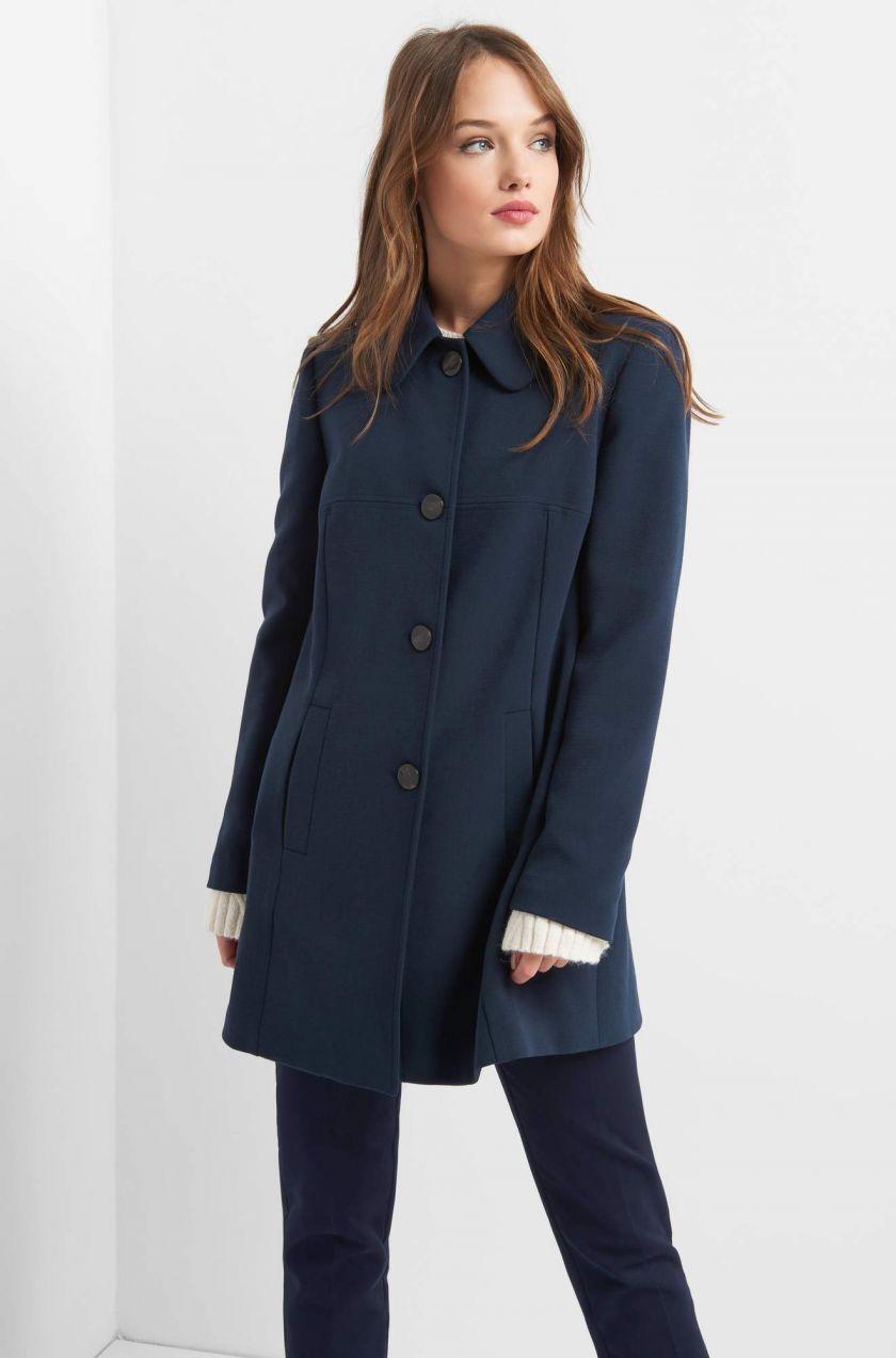 2d193c117393 Rozšírený kabát s gombíkmi značky ORSAY - Lovely.sk