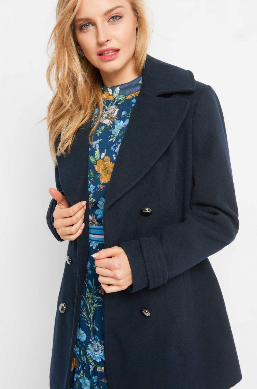 Dvojradový kabát s gombíkmi značky ORSAY - Lovely.sk 54662c34590
