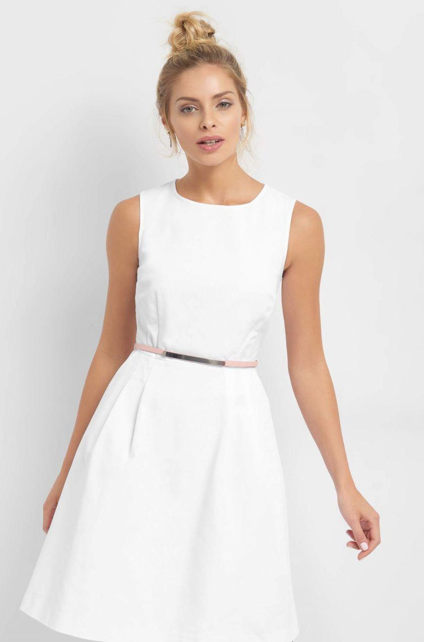56307767f495 Šaty s opaskom značky ORSAY - Lovely.sk