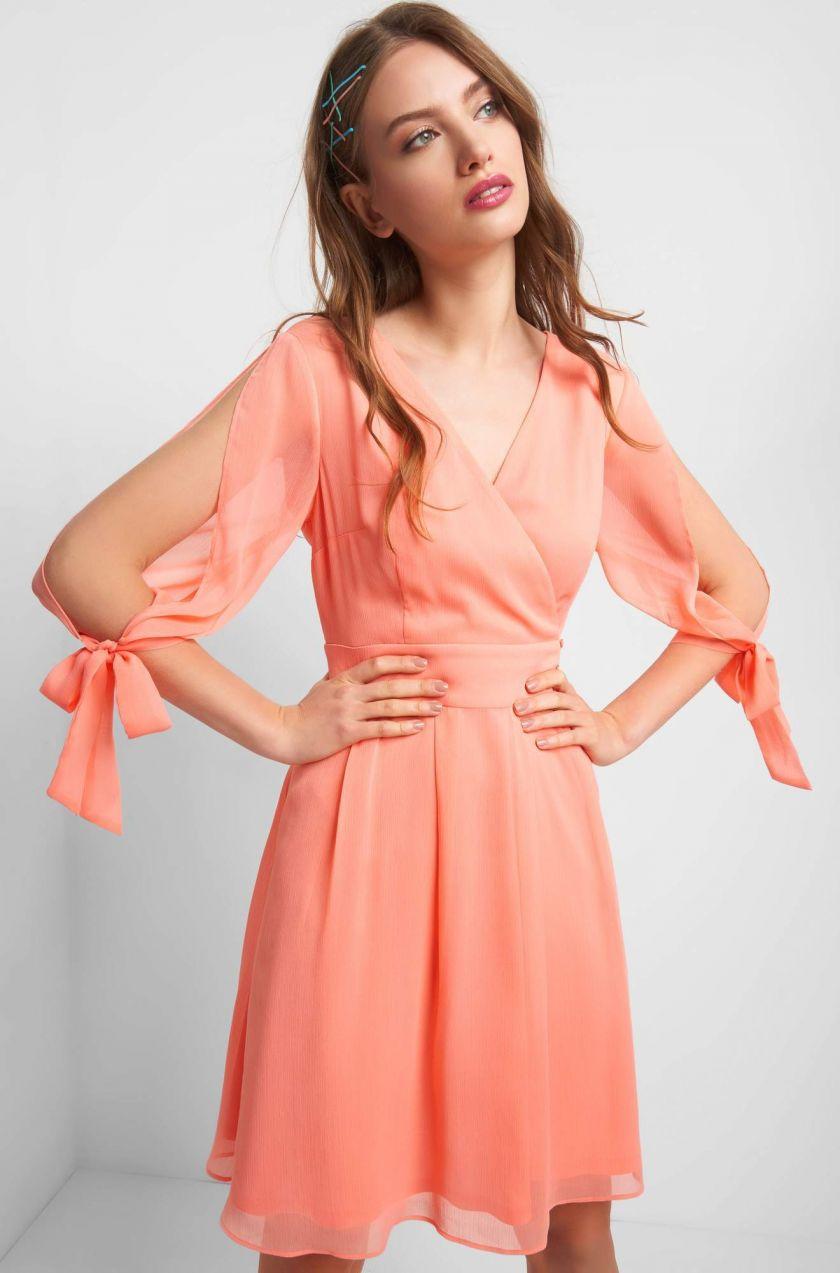 11ef8c4ab Šaty s ¾ rukávom značky ORSAY - Lovely.sk