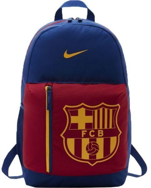 ee3b2fefef Nike FC BARCELONA STADIUM - Detský futbalový batoh značky Nike ...