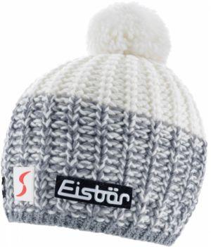 6248ee8fe Eisbär STAR POM MÜ SP KIDS - Detská čiapka s brmbolcom značky Eisbär ...
