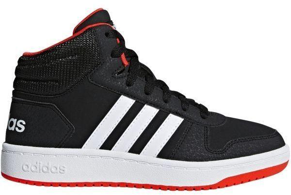 6c2a691b34 adidas HOOPS MID 2.0 K - Detská voľnočasová obuv značky Adidas ...