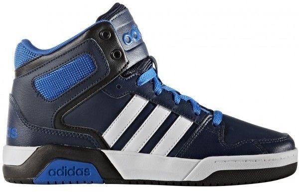 8fe09e96df36 adidas BB9TIS MID K - Detská lifestylová obuv značky Adidas - Lovely.sk