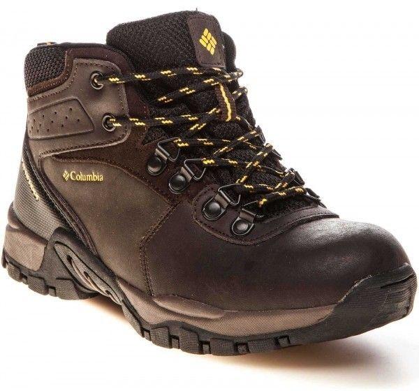 63b75e8651627 Columbia YOUTH NEWTON RIDGE II - Detská zimná obuv značky Columbia ...