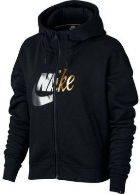 e84840046753 Čierna dámska mikina Nike Modern Cape značky Nike - Lovely.sk