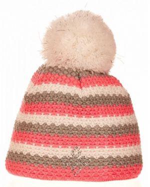 2447edd80 R-JET SPORT FASHION EXLUSIVE PRUH C LUREX - Dámska pletená čiapka