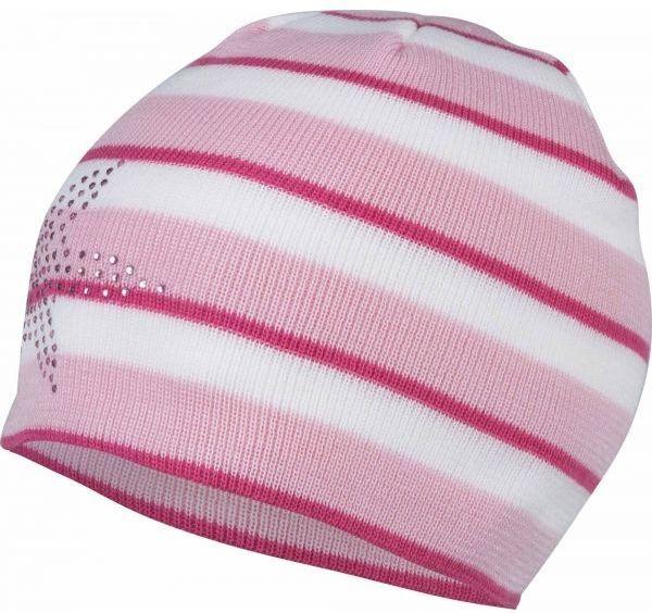 021439e08 Lewro BEAUTIFLY - Dievčenská pletená čiapka značky Lewro - Lovely.sk