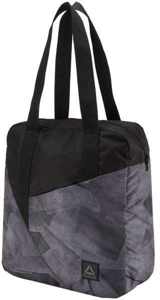 cab0c8b626ddb Reebok WOMENS FOUNDATION GRAPHIC TOTE - Športová taška značky Reebok ...