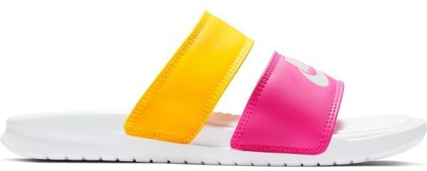 626a410105035 Nike BENASSI DUO ULTRA SLIDE - Dámske šľapky značky Nike - Lovely.sk