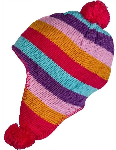 76b8fb4cc Lewro LOLA - Dievčenská pletená čiapka značky Lewro - Lovely.sk