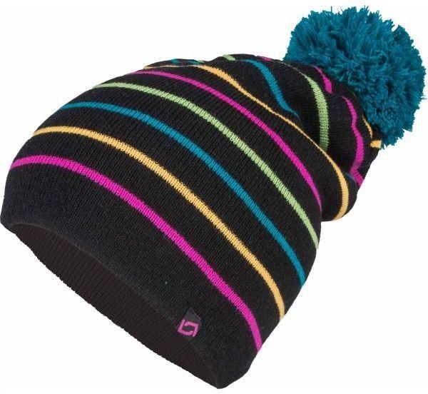 af1a3dc2c Lewro DITTO - Dievčenská pletená čiapka značky Lewro - Lovely.sk