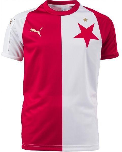811334395cb9b Puma SK SLAVIA REPLIC KIDS - Detský futbalový dres značky Puma ...