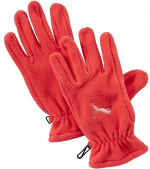 Puma FUNDAMENTALS FLEECE GLOVES - Zimné rukavice