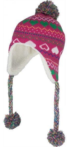 64a862c10 Lewro BUTTERFREE - Dievčenská pletená čiapka značky Lewro - Lovely.sk