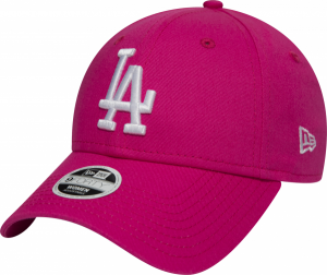 468417a4b New Era 9FORTY WOMEN MLB LEAGUE ESSENTIAL LOS ANGELES DODGERS - Dámska  klubová šiltovka