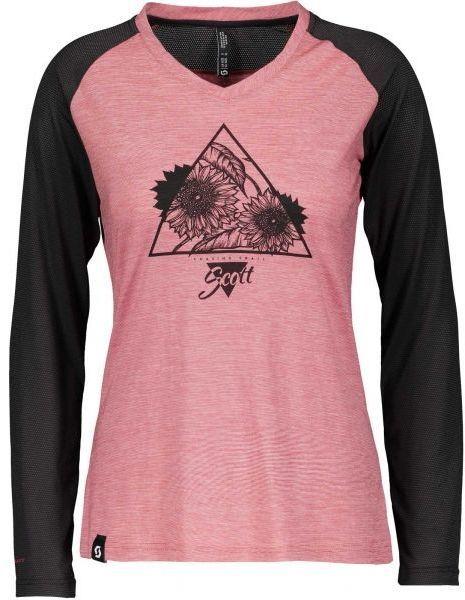 0bd833931ec06 Scott TRAIL FLOW RAGLAN S/SL W - Dámske tričko značky Scott - Lovely.sk