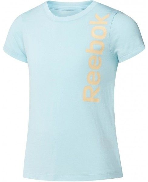 afb7eb796a94c Reebok GIRLS ESSENTIALS BASIC T-SHIRT - Detské športové tričko ...