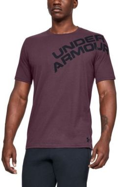 Under Armour WORDMARK SHOULDER SS - Pánske tričko