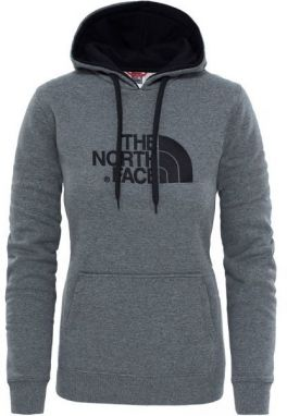 The North Face DREW PEAK PULL sivá S - Dámska mikina